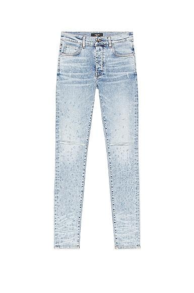 Amiri Shotgun Jean in Blue