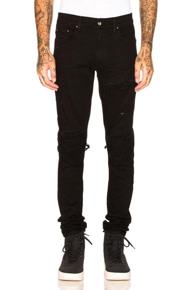MX1 Patch Jean