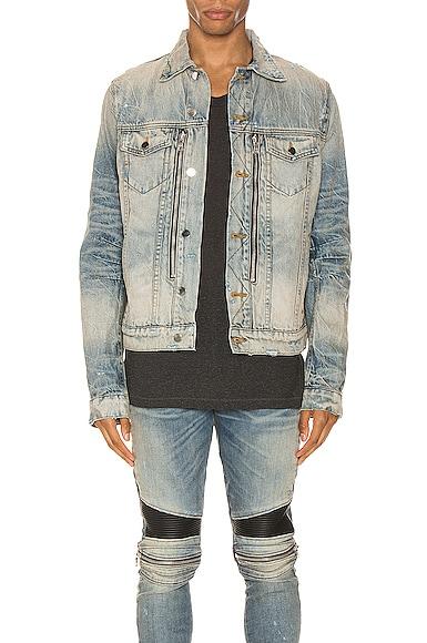 MX2 Denim Jacket