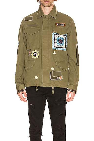 BROTHER Military Short Parka