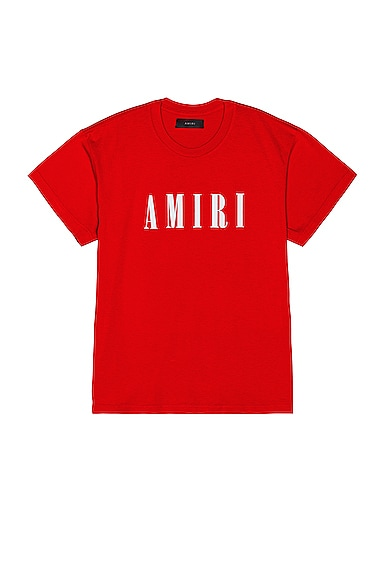 Amiri CORE LOGO TEE