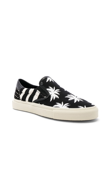 Slip On Palm Sneaker