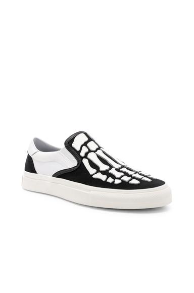 Slip On Bones Sneaker