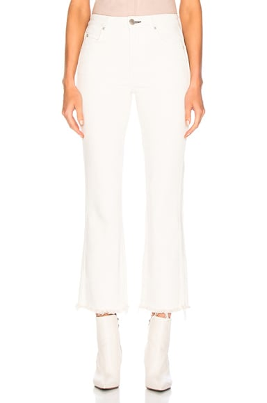 Bella Released Hem Jeans