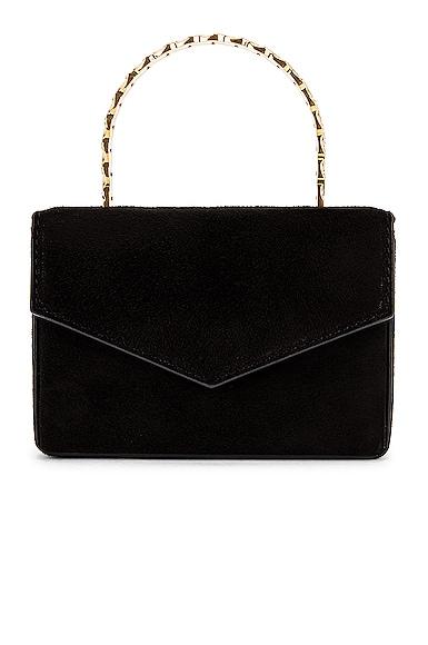 AMINA MUADDI Superamini Pernille Bag in Black