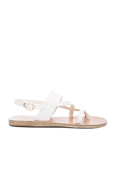 Alethea Leather Sandals