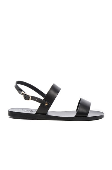 Leather Clio Sandals