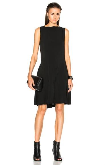 Asymmetric Shift Dress