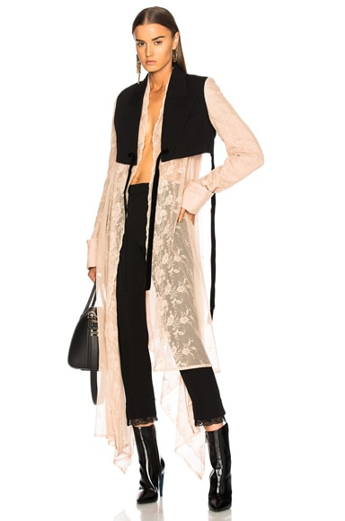Sleeveless Belted Wrap Dress