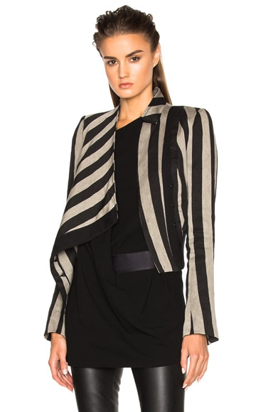 Crawford Stripe Jacket
