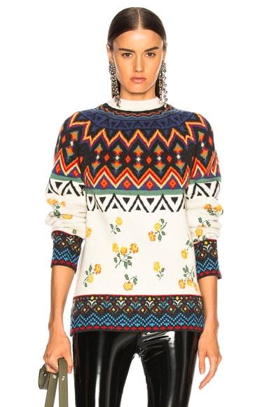 Greenland Jacquard Sweater