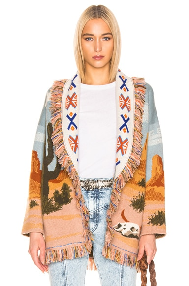 Canyon Sunrise Cardigan