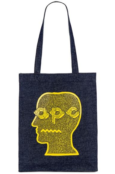 Brain Dead Tote Bag