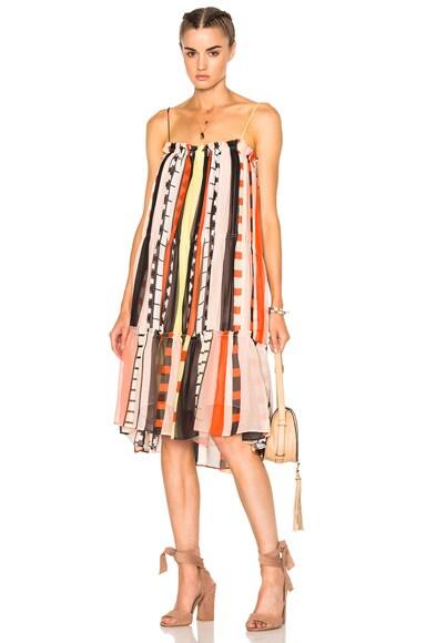 Dafni Sweep Dress