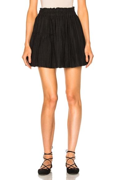 Palomitas Accordion Skirt