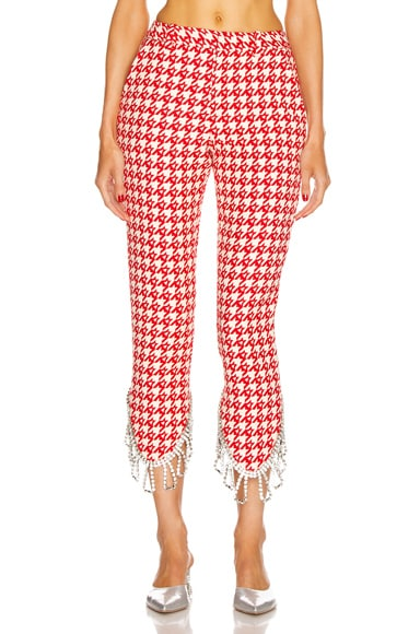 Crystal Trim Trouser