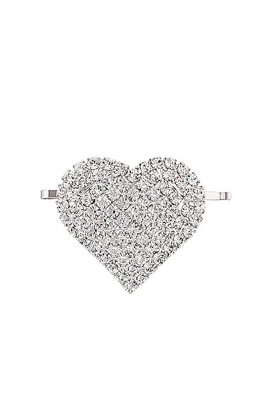 Heart Hair Pin
