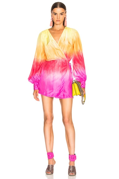 Short Robe Dress