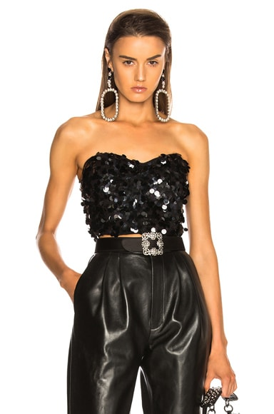 Chantal Sequin Bustier