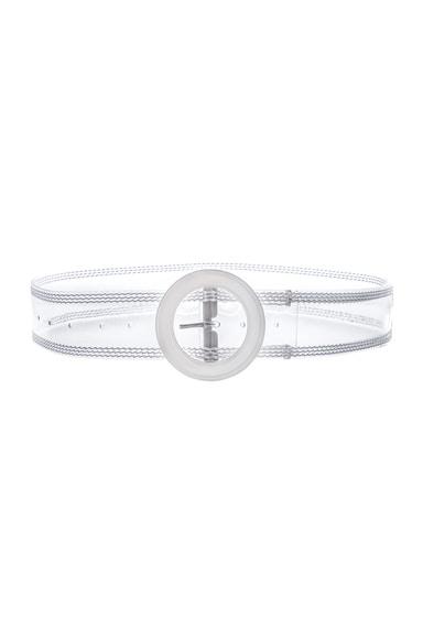 Plastic Triple Stitch Belt