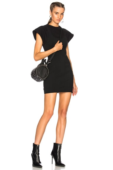 Hybrid Sweatshirt Tank Dress