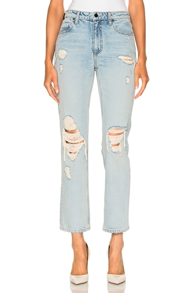 Cult Cropped Straight