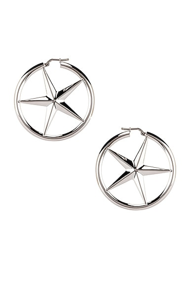AWG Hoop Earrings