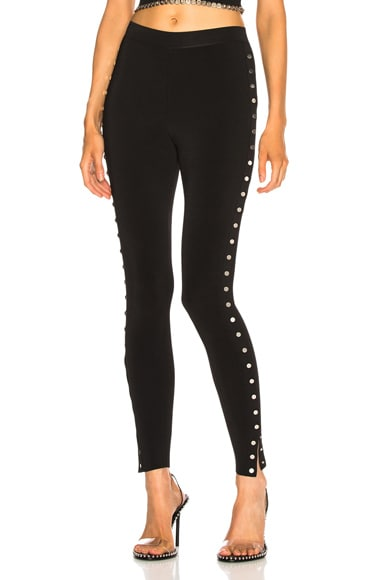 Split Snap Legging