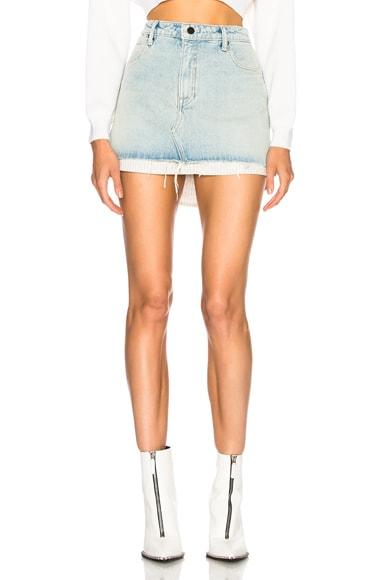 Hi Rise Skirt