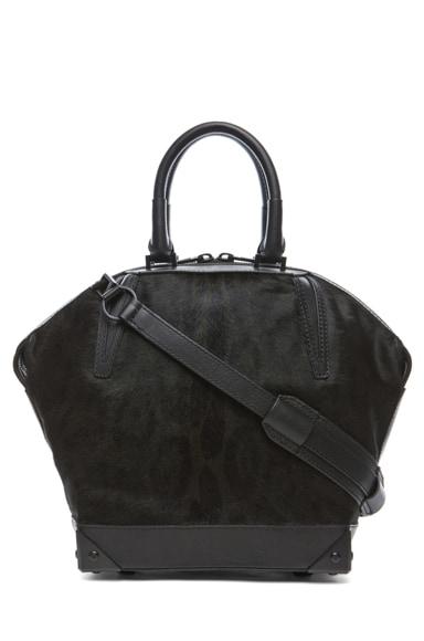Emile Small Leopard Print Bag