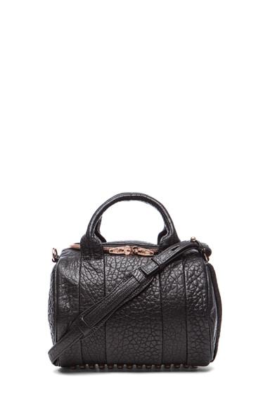 Rockie Handbag with Rose Gold