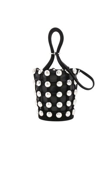 Roxy Dome Stud Mini Bucket Bag