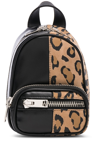 Attica Soft Mini Backpack Crossbody