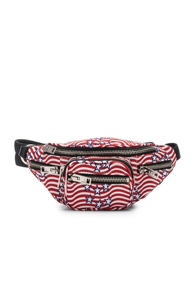 Attica Stars and Stripes Mini Fanny Pack