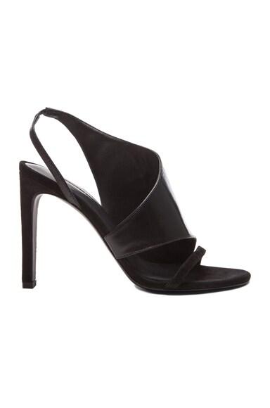 Benoit Suede Sling Back Sandals