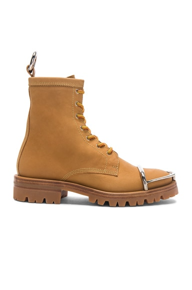 Nubuck Leather Lyndon Boots