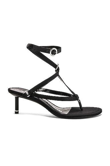 Kit Satin Sandal
