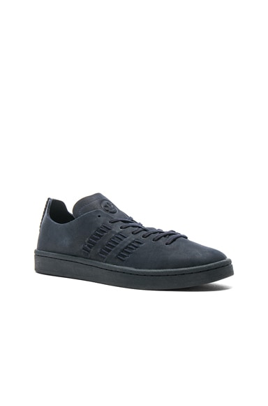 Leather Campus Sneakers