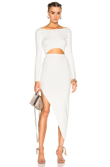 for FWRD Cut Out Dress