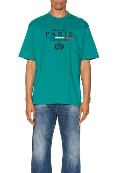 Paris Flag Tee