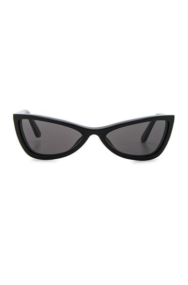 Slim Cateye Sunglasses