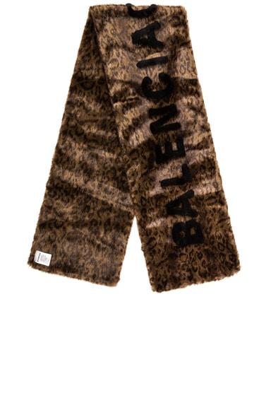 Classic Fake Fur Scarf
