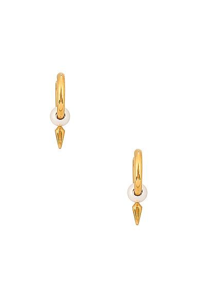 Force Spike Earrings
