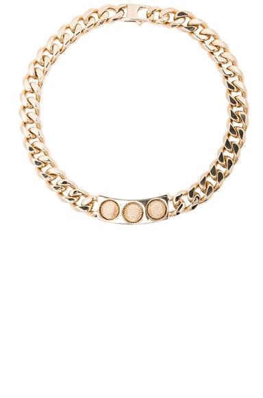 3 Stud Necklace