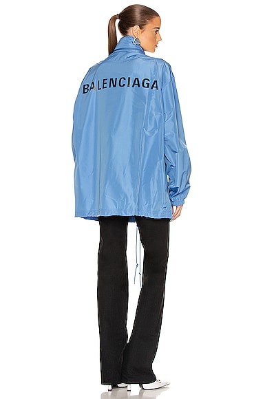 Logo Windbreaker Jacket