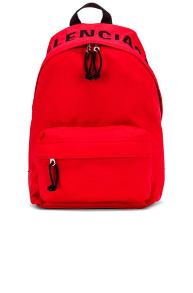 Small Wheel Backpack