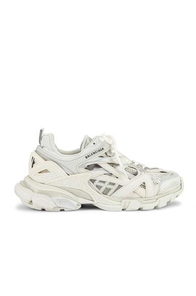 Track Open Sneakers
