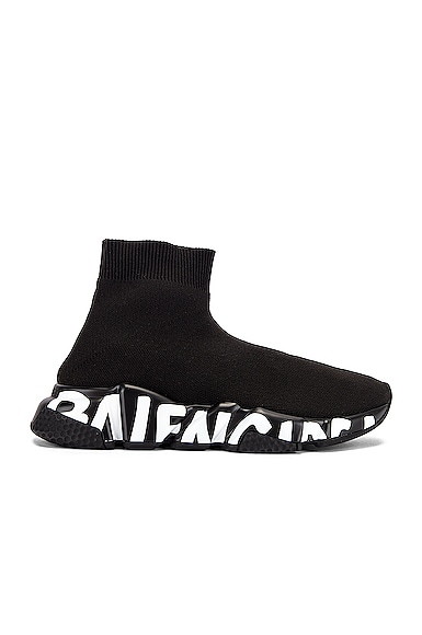 Graffiti Speed Sneakers