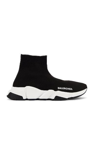 Bicolor Speed Sneakers