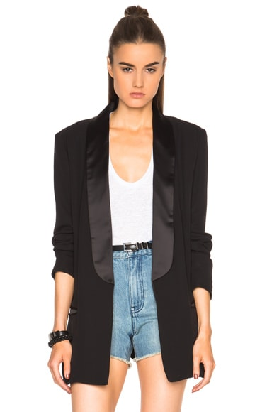 Silk House Blazer 32